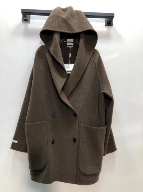 пальто hermes