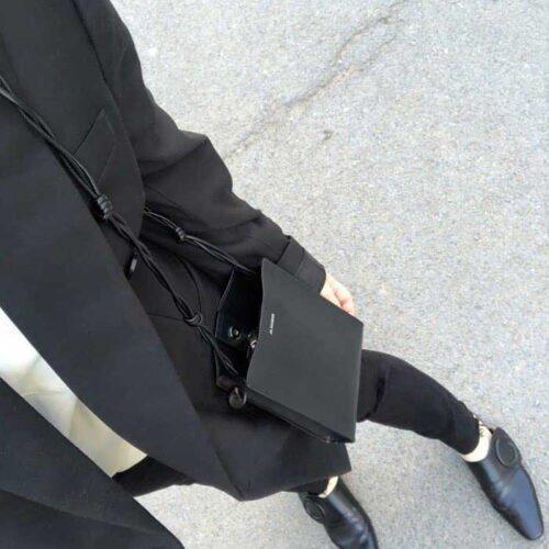 сумка Jil Sander на плечо